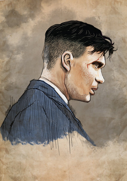 Thomas Shelby : Peaky Blinders