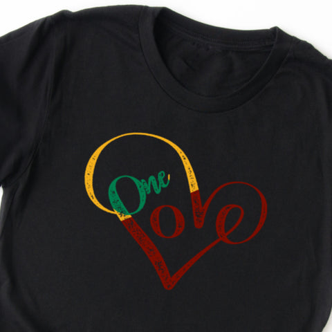 One Love Shirt Collection
