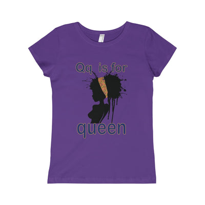 Q is for Queen Tee