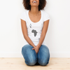 Ace - Women's Scoop Africa T-shirt