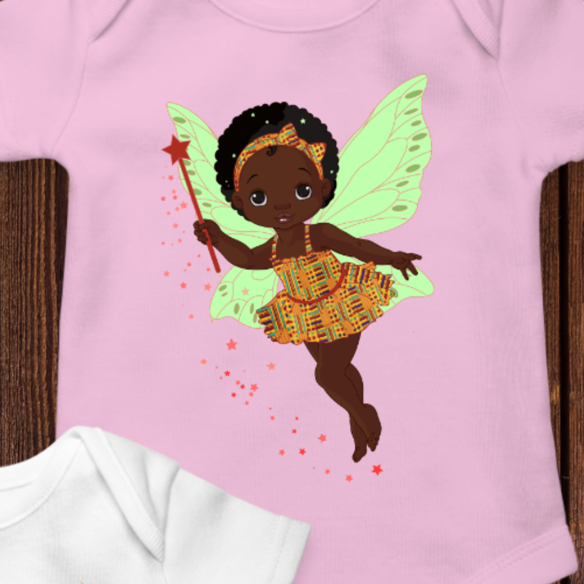 Black Girl Magic Infant Body Suit