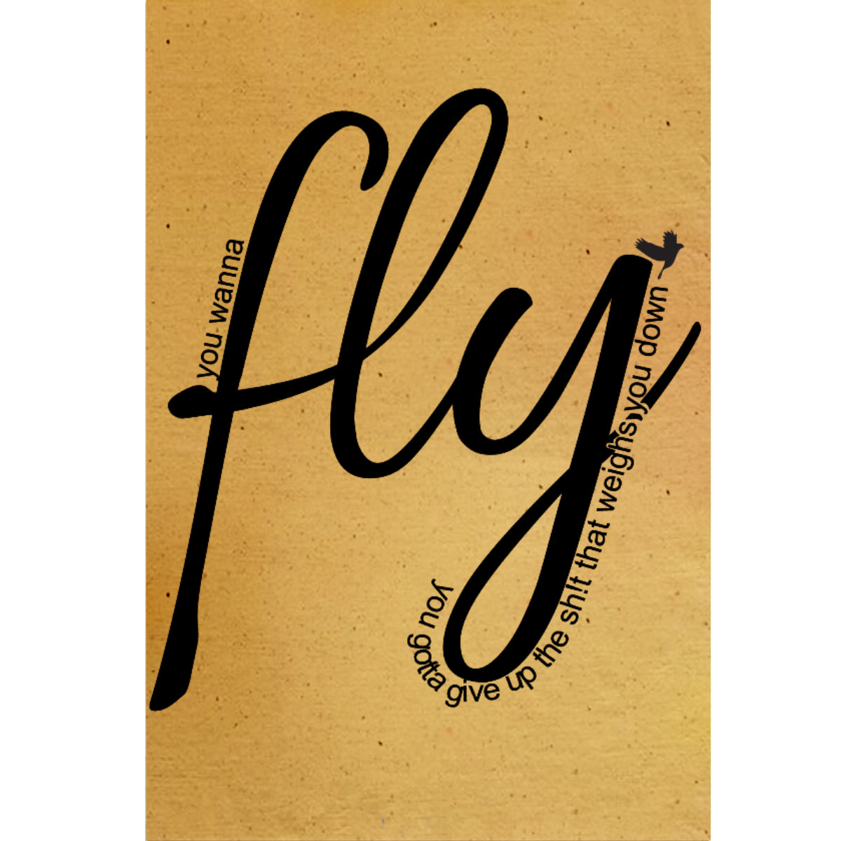 Fly - Poster