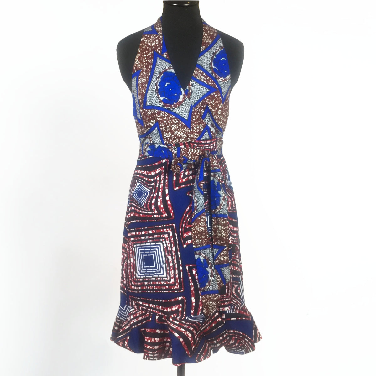 It's a wrap - African Print Mini