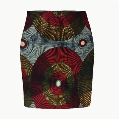 The Makeba classic pencil skirt