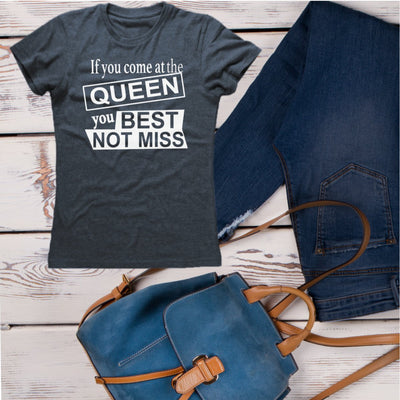 Best Not Miss - Relaxed  Fit Tee