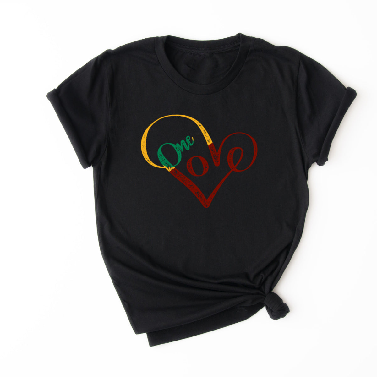 One Love - Relaxed  Fit Tee