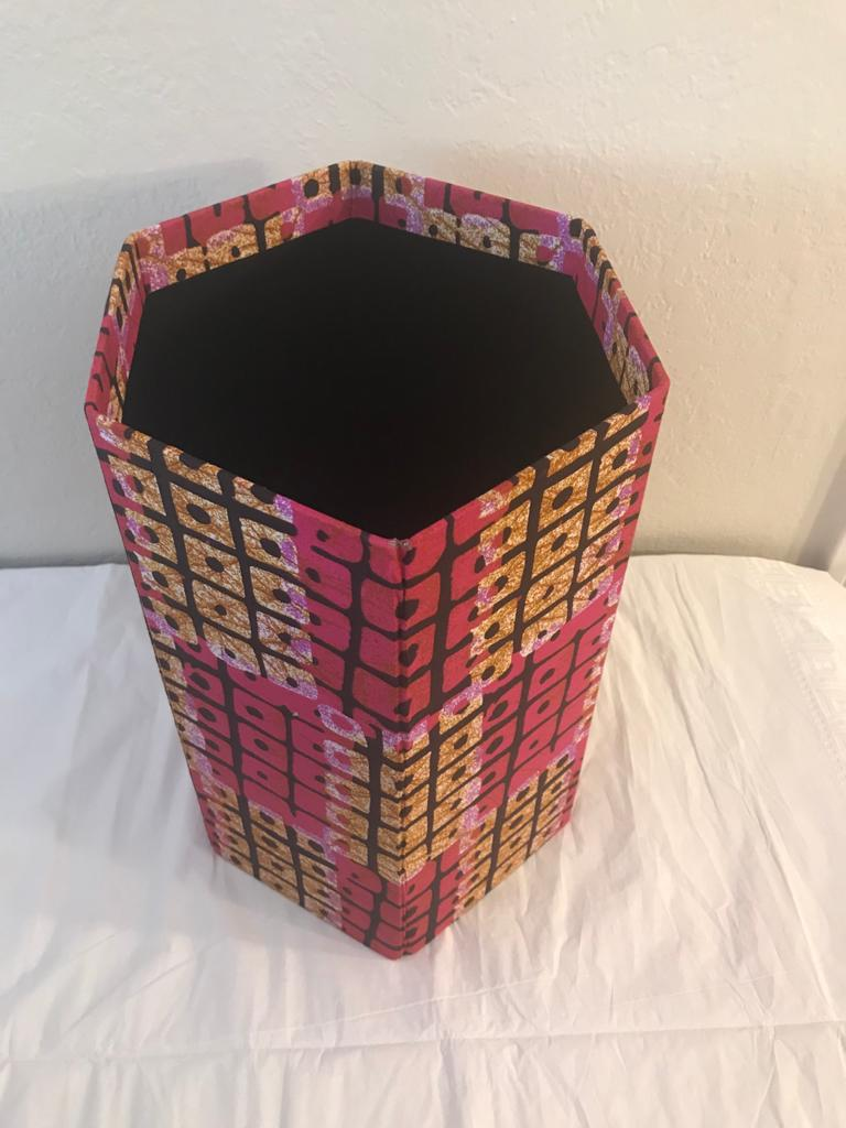 Fancy Bins  by Folake Phillips