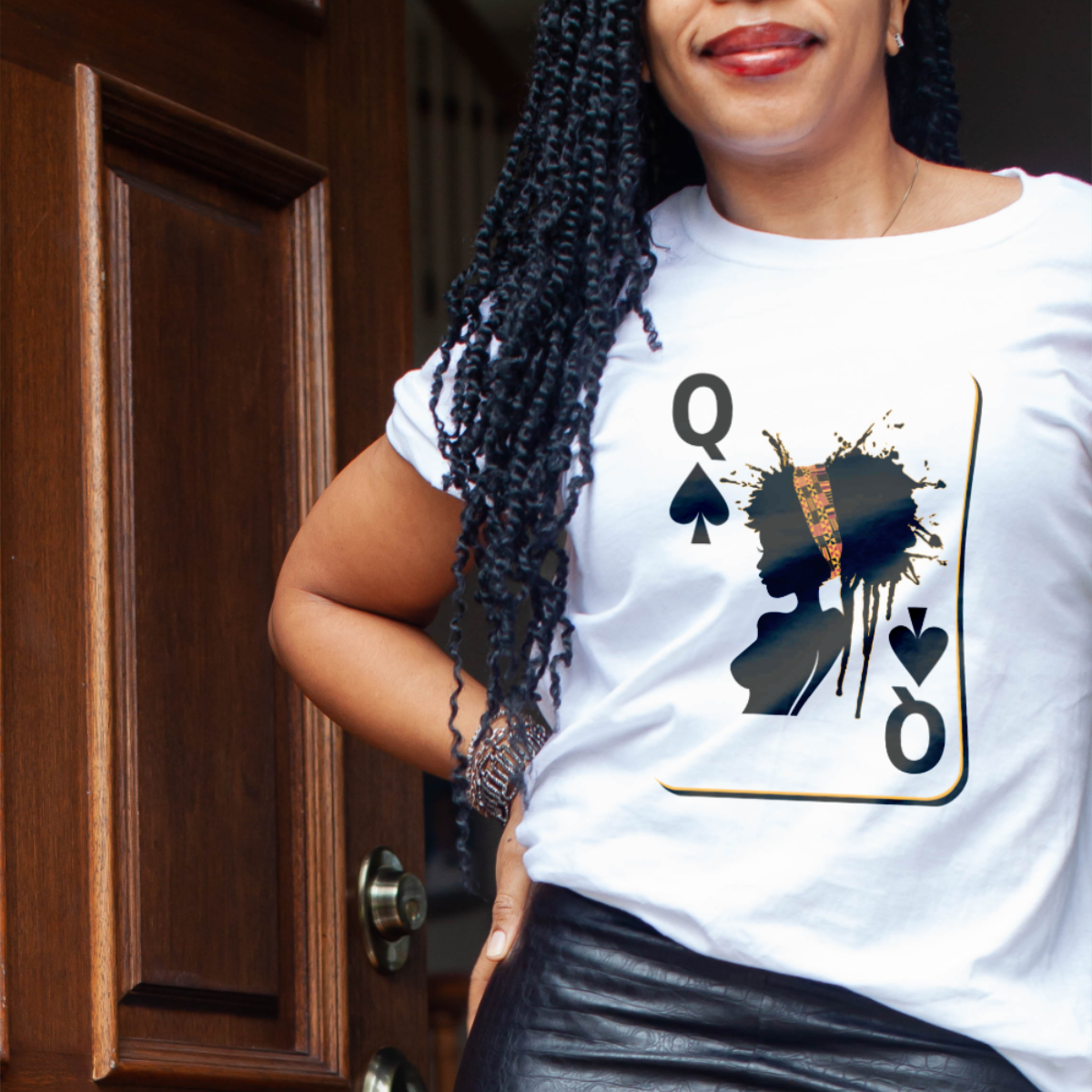 African Queen - Relaxed Fit Tee