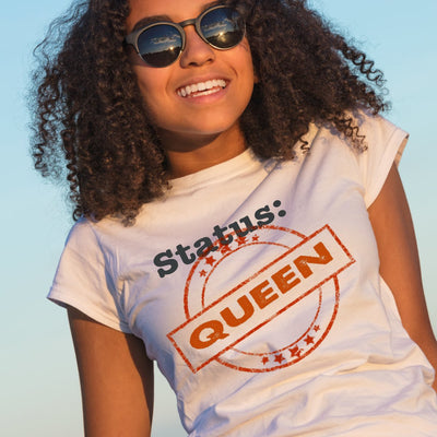 Status Queen Fitted Tee