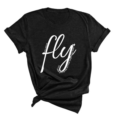 Fly- Relaxed  Fit Tee