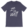 It is well Short-Sleeve Relaxed Fit Tee