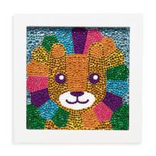 Load image into Gallery viewer, Razzle Dazzle DIY Gem Art Kit Lion