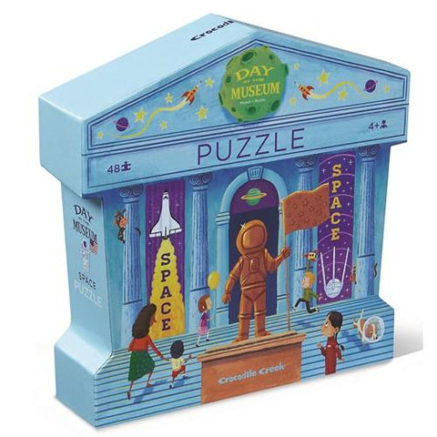Day At The Museum Space Puzzle