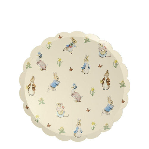 Peter Rabbit & Friends Side Plate (Pack 12)