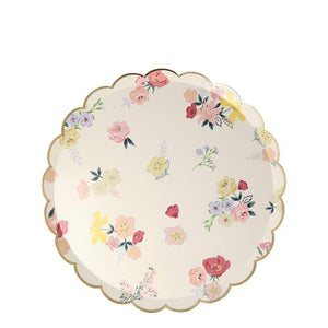 English Garden Small Plates (Pack 8)