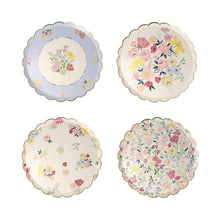 Load image into Gallery viewer, English Garden Small Plates (Pack 8)