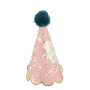 English Garden Party Hats (Pack 8)