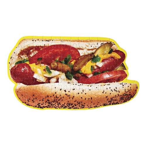 Little Puzzle Thing Munchies Jigsaw Hot Dog