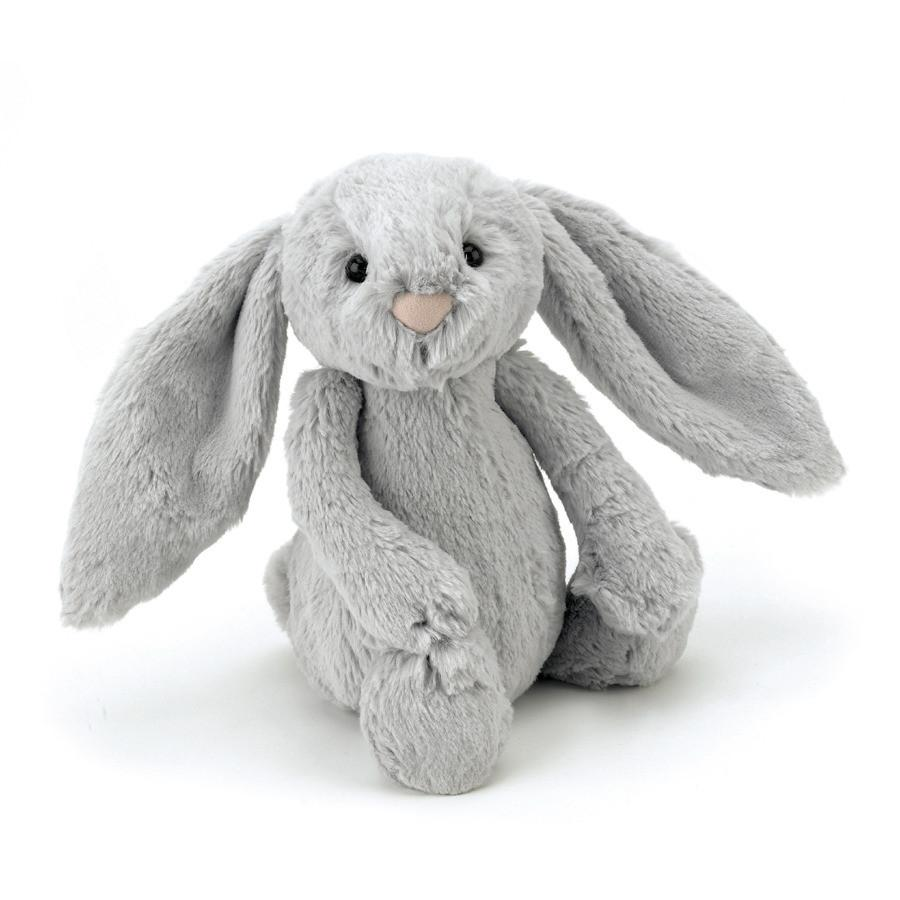 Bashful Bunny Medium SIlver