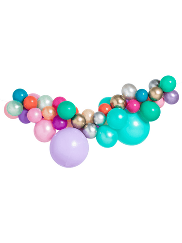 Mermaid Balloon Garland Kit