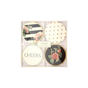 Botanical Party Coasters