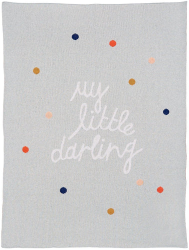 CASTLE Small Darling Baby Throw