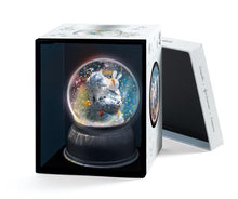 Load image into Gallery viewer, Djeco Lila & Pupi Snow Globe Night Light