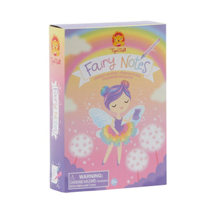 Tiger Tribe Fairy Notes Rainbow Fairy