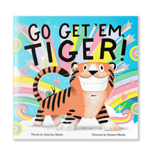 Load image into Gallery viewer, Go Get 'Em Tiger! Book