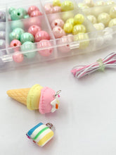 Load image into Gallery viewer, BIY Bead Kit Ice Cream