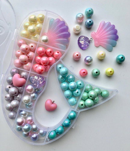 BIY Bead Kit Mermaid