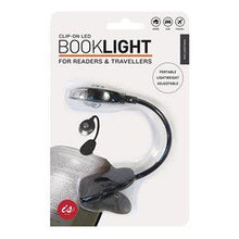 Load image into Gallery viewer, Clip On LED Book Light