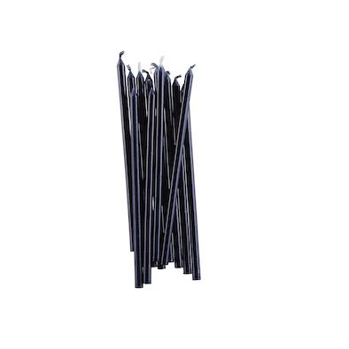 Black Candles 12cm