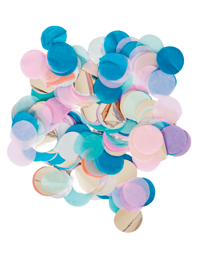 Mermaid Jumbo Confetti