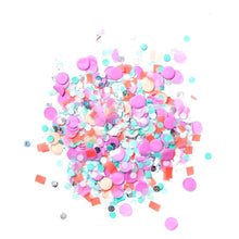 Load image into Gallery viewer, Confetti Bag Neon Sorbet