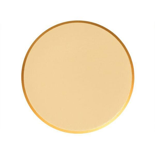 Gold Small Plate