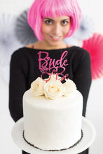 Load image into Gallery viewer, Fling Before The Ring Cake Topper
