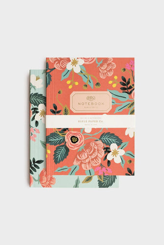 Rifle Paper Co. Notebook Pack 2 Plain Large Birch
