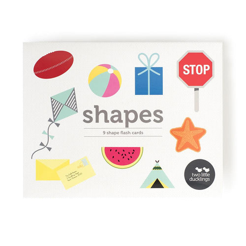 Shape Flash Cards