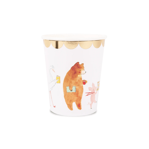 Lola Dutch Parade Cups (Pack 8)