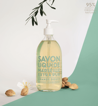 Load image into Gallery viewer, Compagnie De Provence Extra Pur Liquid Soap Almond 500ml