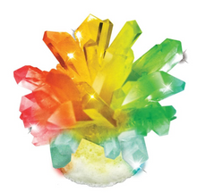 Load image into Gallery viewer, Discovery Zone Rainbow Crystal Growing Kit
