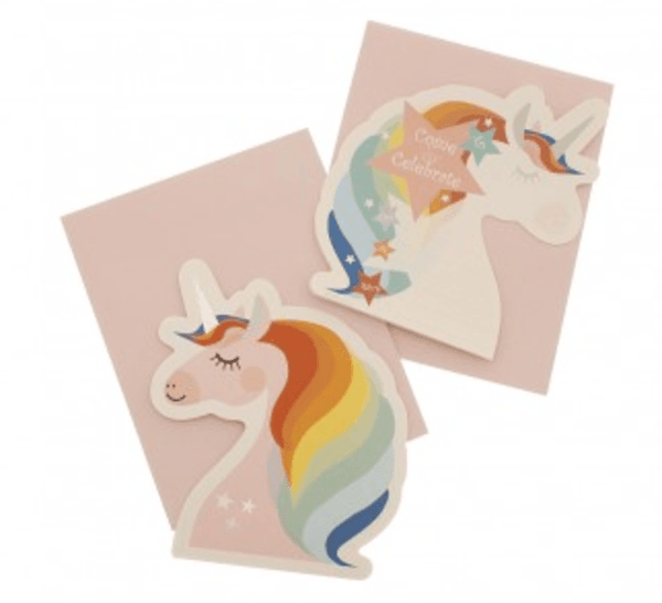 Always Be A Unicorn Invites