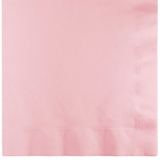 Classic Pink Large Party Napkins Pack 20