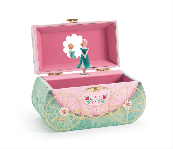Music Box Carriage