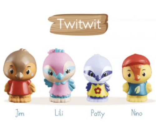 The Twittwit Family
