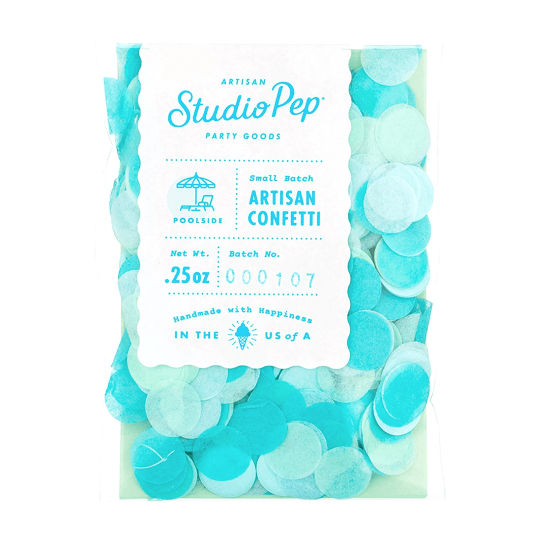 Studio Pep Artisan Confetti Pool Side