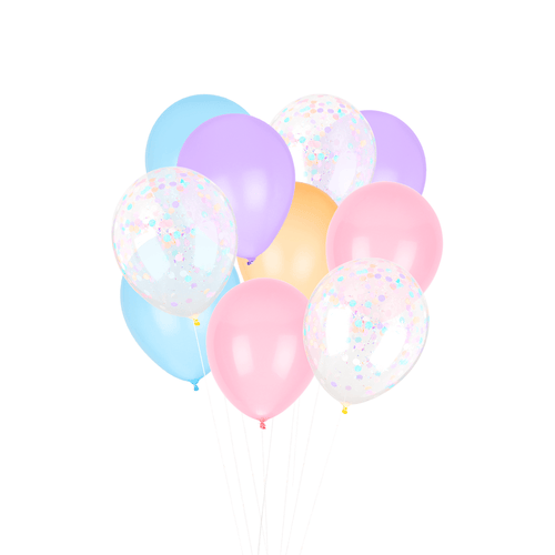 Classic Balloon Set - Butterfly