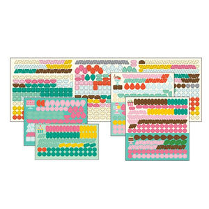 Sweet Shop Sticker Art Kit