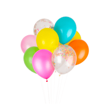 Load image into Gallery viewer, Classic Balloon Set - Fiesta